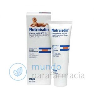 Nutraisdin crema facial FPS15 (50ml)