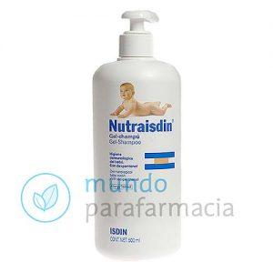 Nutraisdin gel champú (500ml)