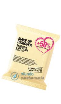 Comodynes Toallitas desmaquillantes pieles secas o sensibles -0