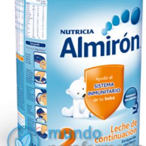 Almiron Advance 2 leche de continuación 800gr-0