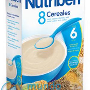 Nutriben 8 cereales 600 gr-0