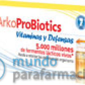 Arkoprobiotics Vitaminas y defensas niños (7 unidosis)-0