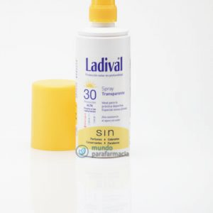 Ladival fotoprotector spray transparente fps 30-0