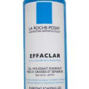 Effaclar Gel mousse purificante 400 ml-0