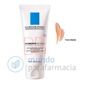La roche-posay hydreane bb crema piel media