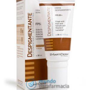 Martiderm crema despigmentante FPS-50-0