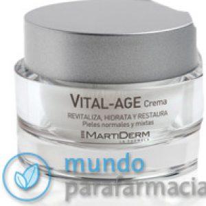 Martiderm Vital-Age Antienvejecimiento Crema Piel Normal y mixta, 50ml-0