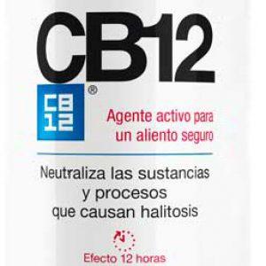 CB 12 Colutorio Halitosis para evitar el mal aliento CB-12 250ml-0