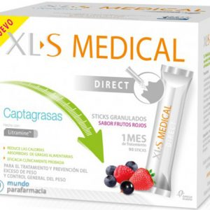 XLS Medical y adelgaza, producto natural. 90 sobres capta grasas -0