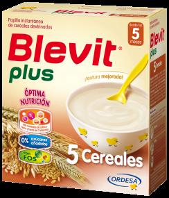 Blemil plus 8 cereales y miel-11313