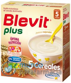 Blemil plus 8 cereales y miel-11312