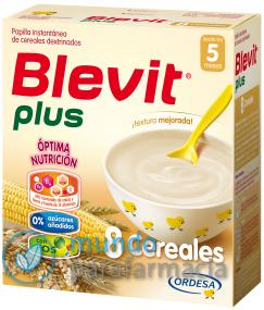 Blemil plus 8 cereales y miel-11314