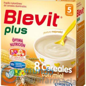 Blemil plus 8 cereales y miel-0