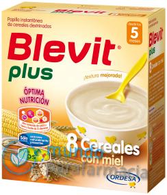 Blemil plus multicereales con frutos secos ,miel y frutas-11319