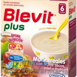 Blemil plus multicereales con frutos secos ,miel y frutas-0