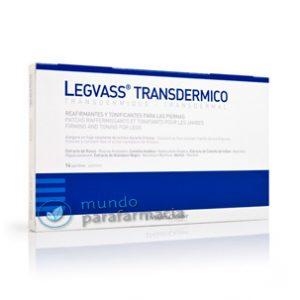 Legvass parches transdermicos 14unidades-0