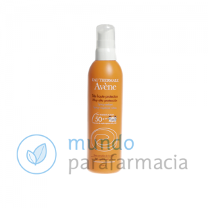 SPF 50+ avene solar spray niños 200 ml-0