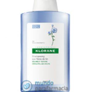 Klorane champú fibras de lino 200ml-0