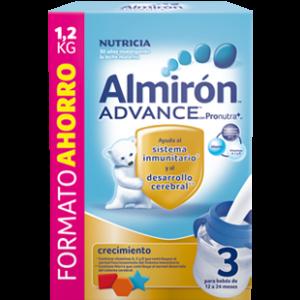 Almiron Advance 3 leche crecimiento 1200gr-0