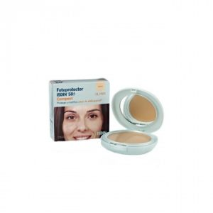 FOTOPROTECTOR ISDIN COMPACT SPF-50+ MAQUILLAJE COMPACTO OIL-FREE ARENA 10 G-0